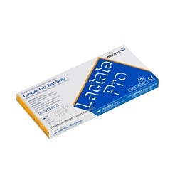 Test strips for Lactate Pro, 25 pieces
