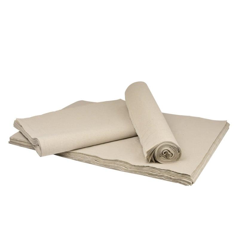 Zellstoff in Lagen, 40 x 60 cm - Im praktischen Vorrats-Karton mit 15 kg