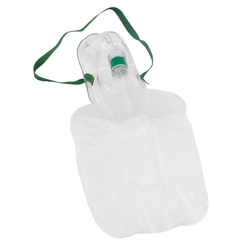 Masque pour le traitement de l'hyperventilation Asid Bonz