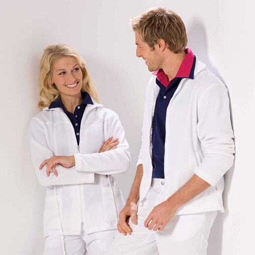 Unisex fleece Jacket