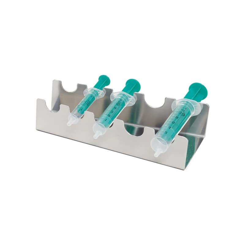 Syringe Rack for 5 Syringes
