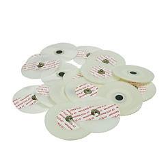 Electrodes jetables pour adaptateur à pression