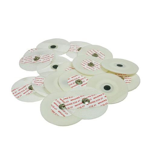 EKG-Einmalelektroden mit 55 mm Durchmesser, Packungsinhalt: 50 Stück