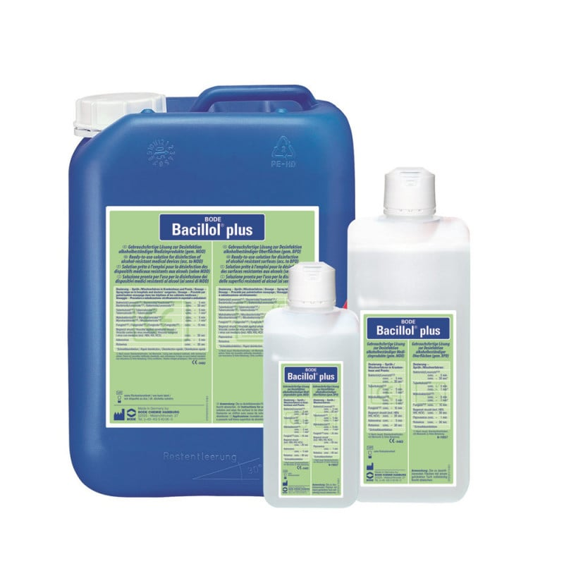 Désinfectant de surfaces Bacillol plus