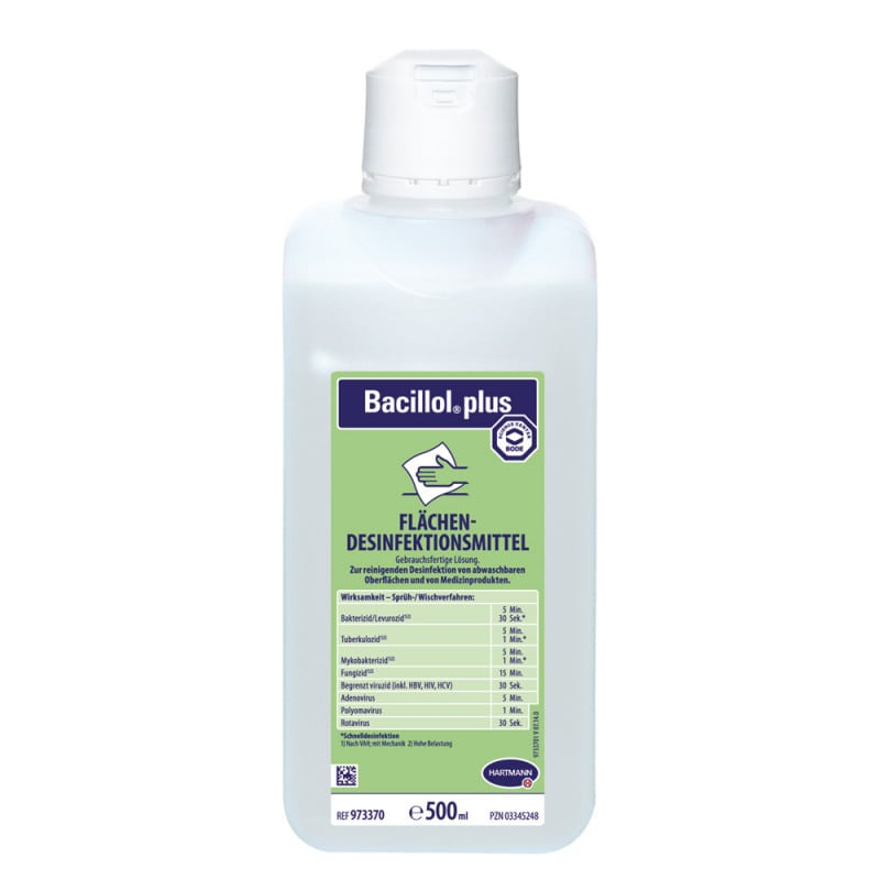 Bacillol plus Surface Disinfectant