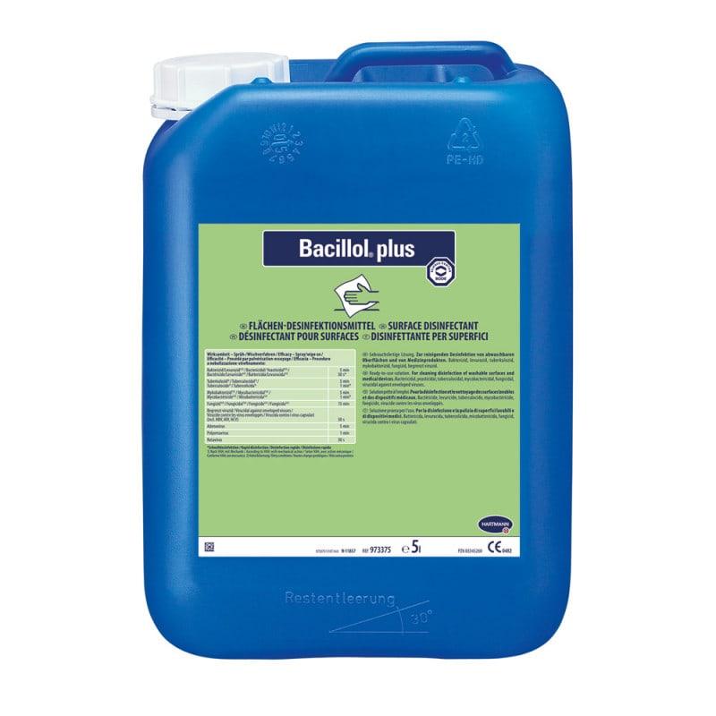 Bacillol plus desinfectante de superficies