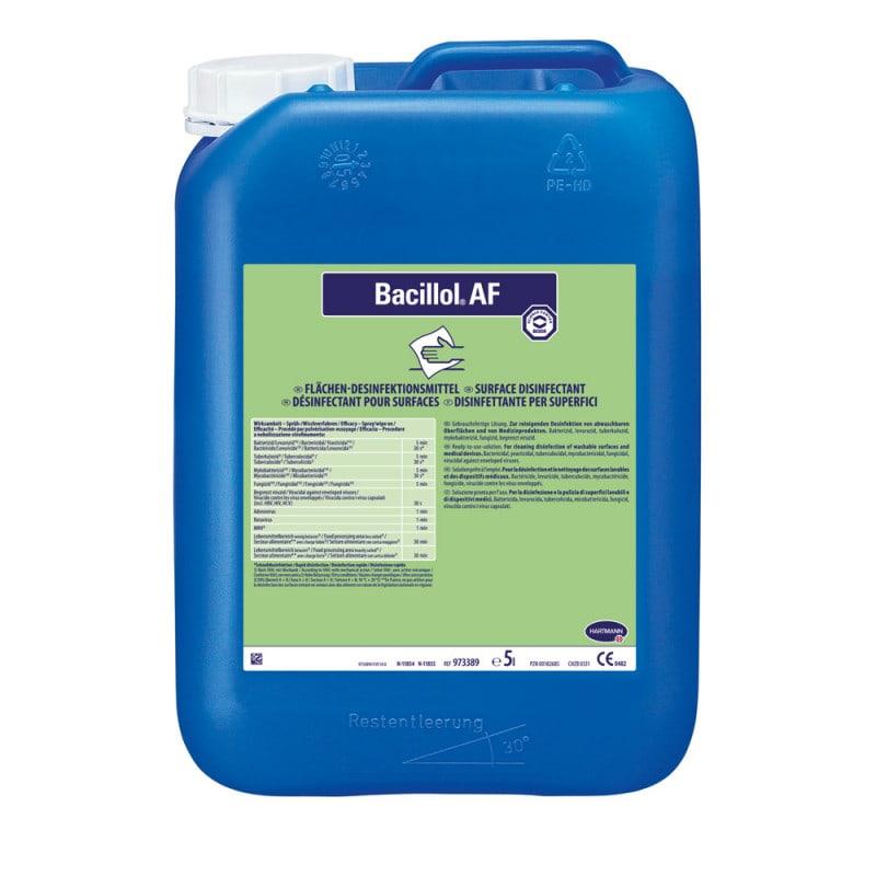 Bode Bacillol AF Flächendesinfektion mit schnellem Wirkeintritt