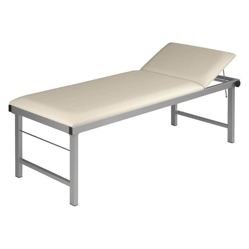 XXL examination couch for taller or overweight patients