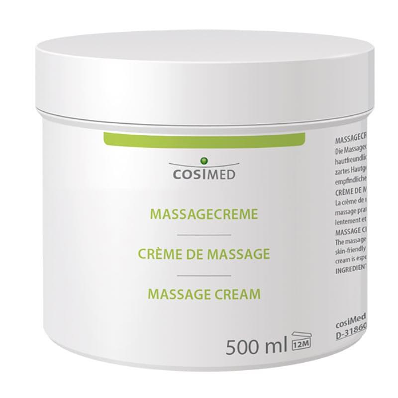 CosiMed Massagecreme mit guter Hautverträglichkeit