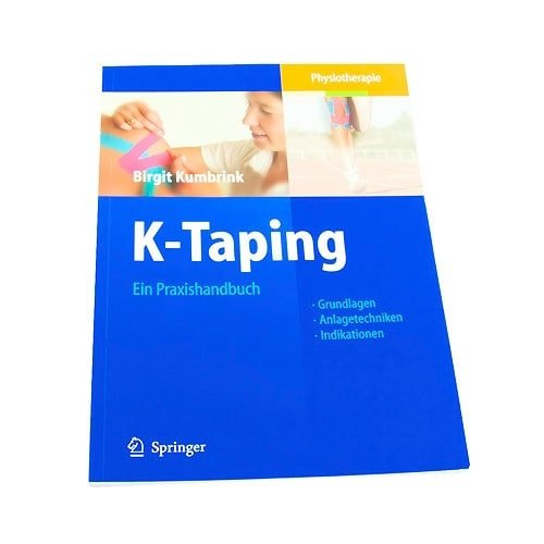 Kinesio-Taping: A pocket book for surgery, book