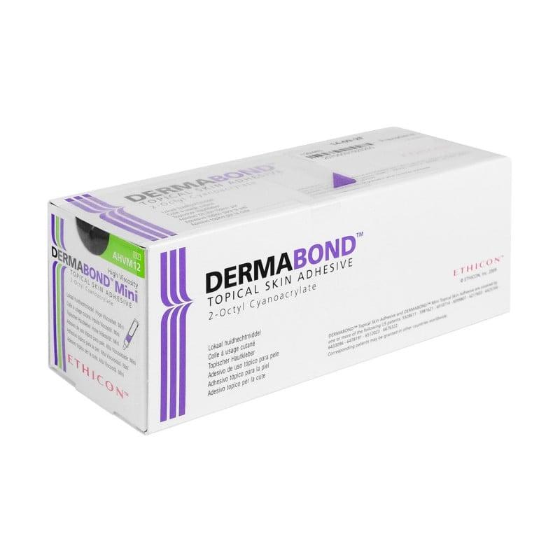 DERMABOND mini, Topischer Hautkleber mit schneller Polymerisation