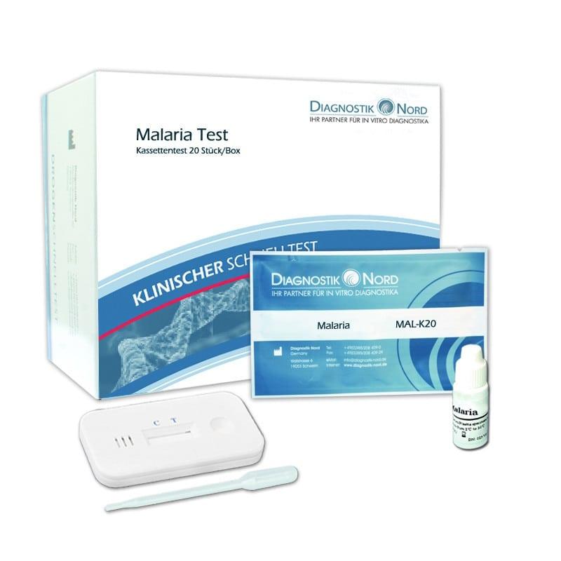 Test de dépistage du paludisme, 20 tests rapides