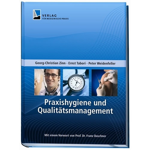 Medical Practice Hygiene and Quality Management, German Book and CD-ROM