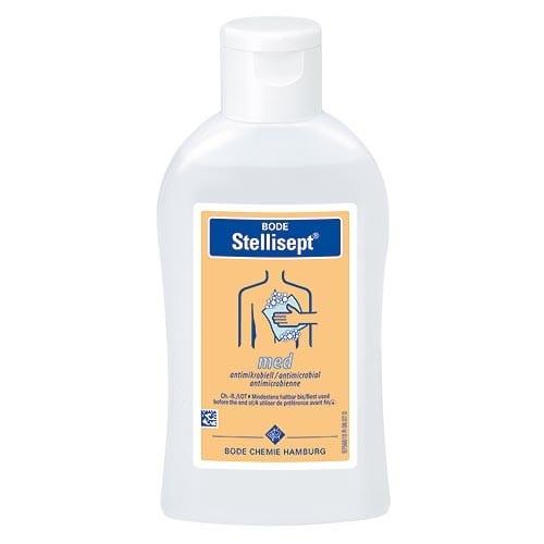 Stellisept med antimikrobielle Waschlotion mit hautpflegender Wirkung