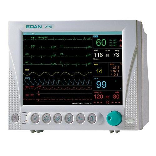 EDAN Anästhesiemonitor iM8A mit großem, hochauflösendem Bildschirm