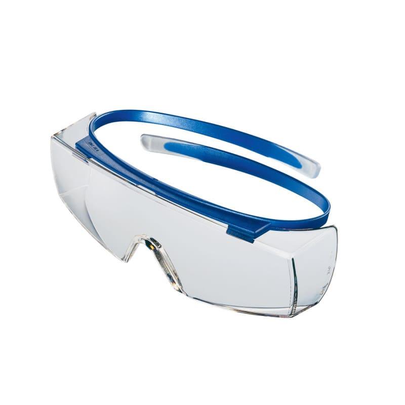 uvex super OTG Schutzbrille mit Seitenschutz