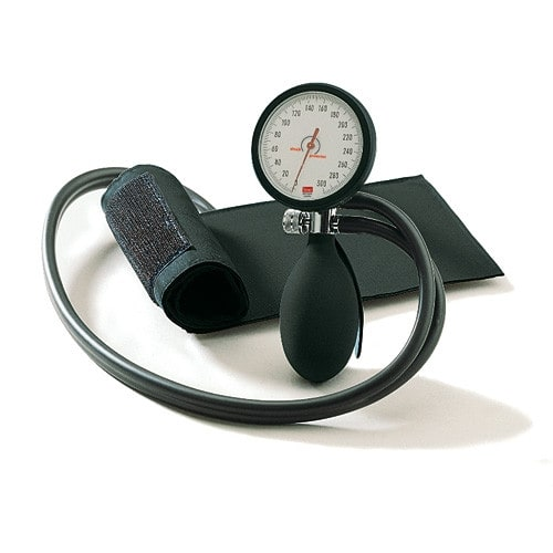 Boso Clinicus II, manuelles Blutdruck-Messgerät mit korrosionsfreiem Messwerk