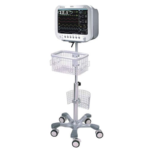 Patient Monitor Stand for EDAN Monitors