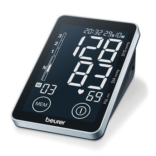 Beurer BM 58 Touchscreen Upper Arm Blood Pressure Monitor