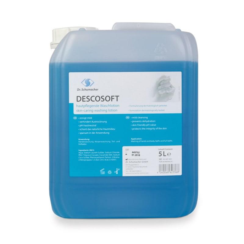 Descosoft Waschlotion - pH-hautneutral und rückfettend