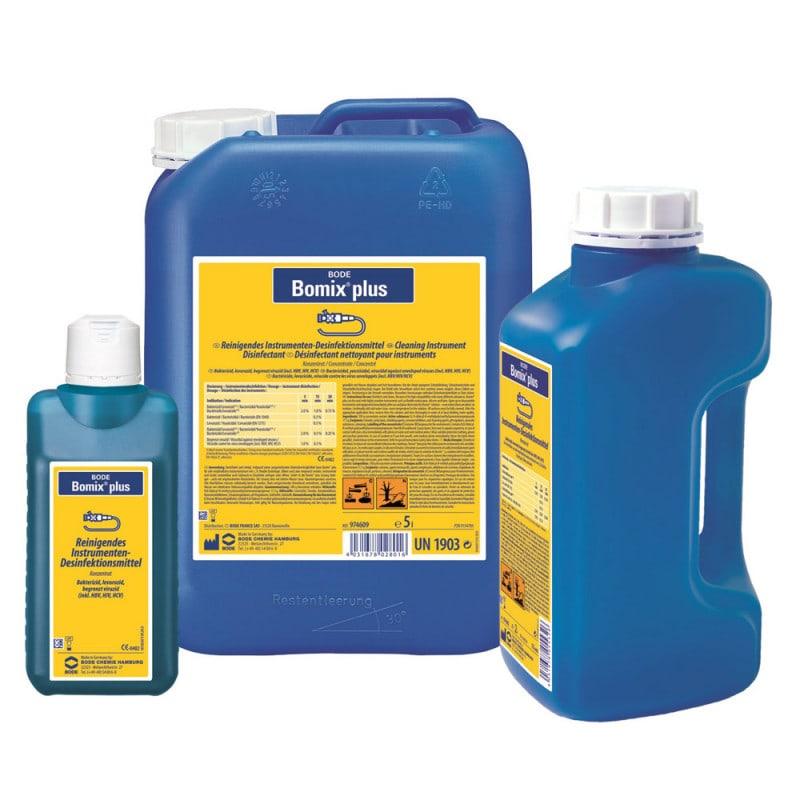 Bomix plus Instrumentendesinfektionsmittel