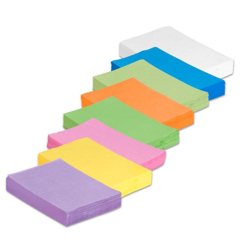 Tray-Papier aus chlor- und dioxinfrei gebleichtem Papier