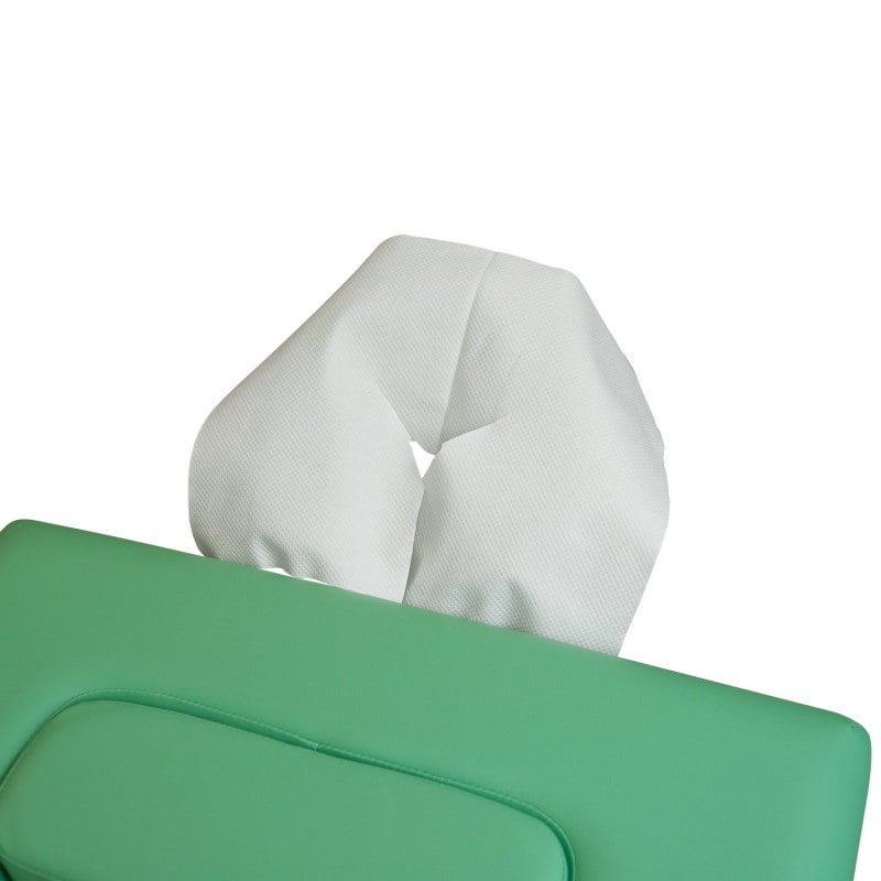 Fundas desechables para reposacabezas de tejido no tejido especialmente agradable para la piel