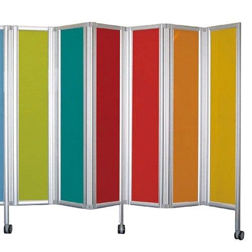 Panneau de plexiglas coloré pour paravent ropimex®