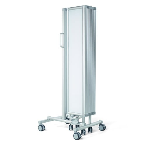 Mobile Trolley for the ropimex® Folding Wall