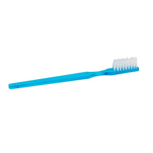 Brosses à dents jetables avec dentifrice