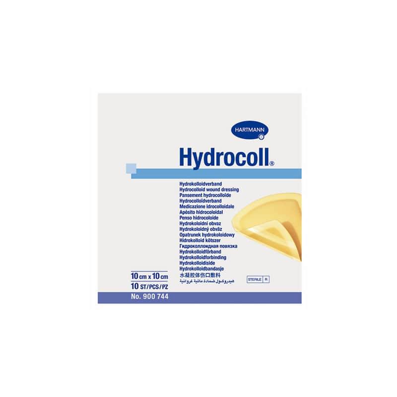 Apósito Hydrocoll Hidrocoloide