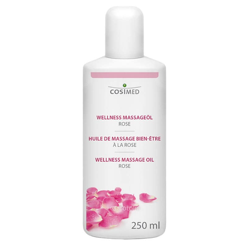 Wellness Massage Oil «Rose»
