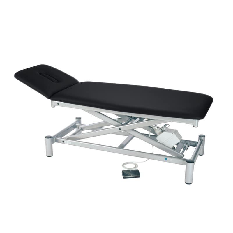 Elektrische Massageliege Elegance mit ergonomisch geformter Liegefläche