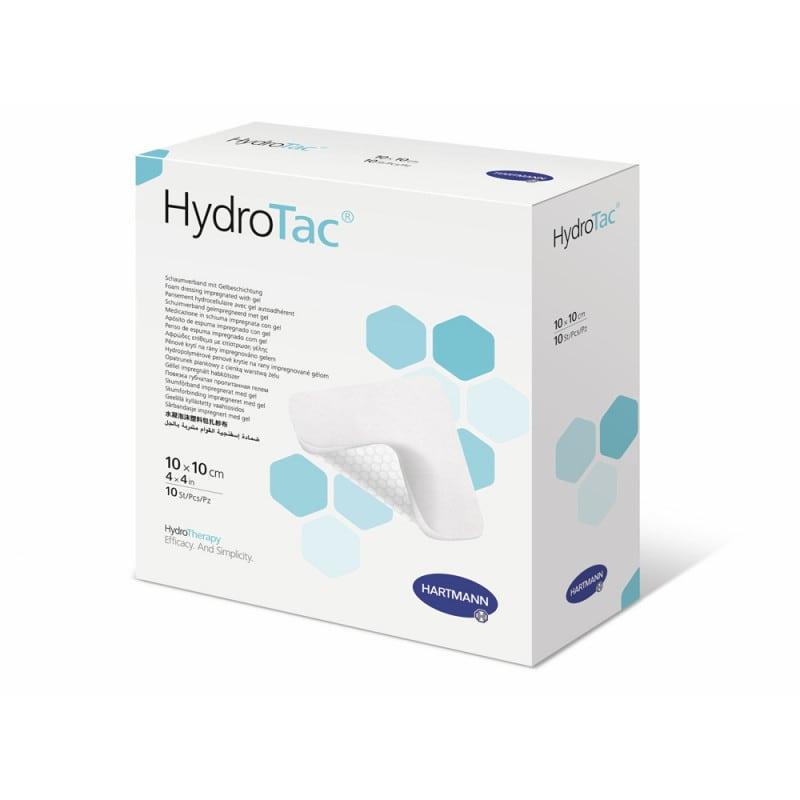 HydroTac opatrunek piankowo-żelowy