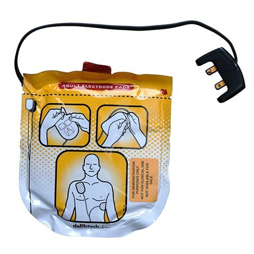 Defibrillator Pads for Lifeline VIEW and PRO