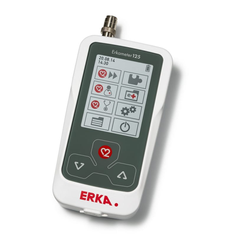 ERKAMETER 125 PRO - Digitales Oberarm-Blutdruckmessgerät