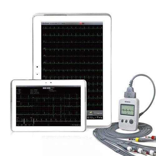 EDAN PADECG EKG na tablet