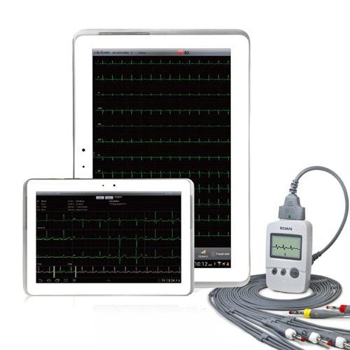 ECG pour tablette PC EDAN PADECG