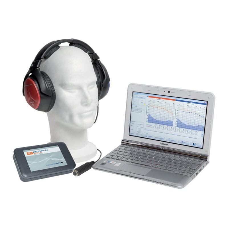 Audiometr komputerowy 600M