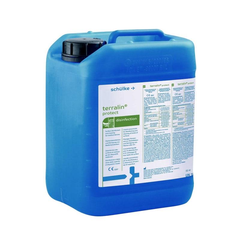 terralin protect Flächendesinfektion mit breitem Wirkspektrum inkl. Adeno-Viren