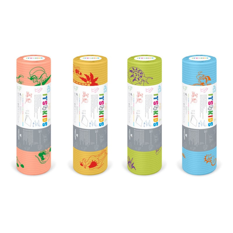 Liegenpapier für Kinder, in verschiedenen Farben erhältlich