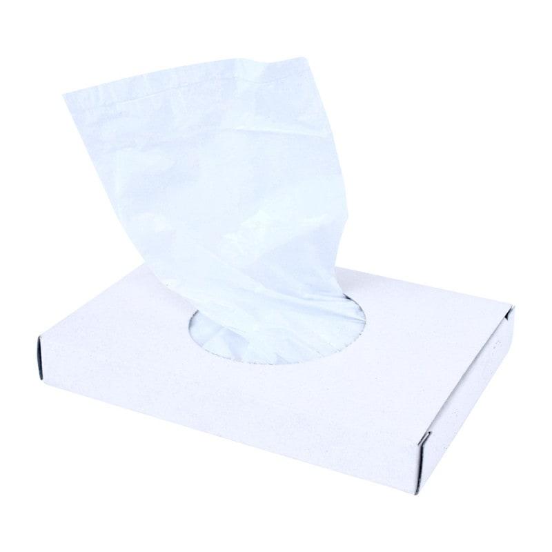 PE-Hygienebeutel, einzeln entnehmbar