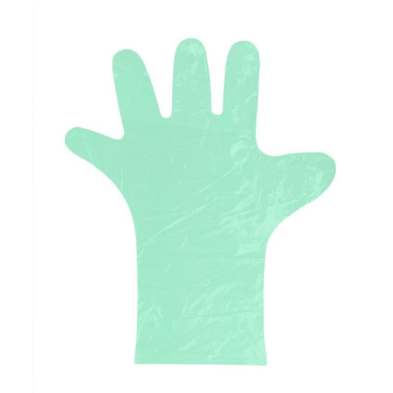 Polyethylen-Handschuhe für Reinigungsarbeiten mit einer Länge von 370 mm