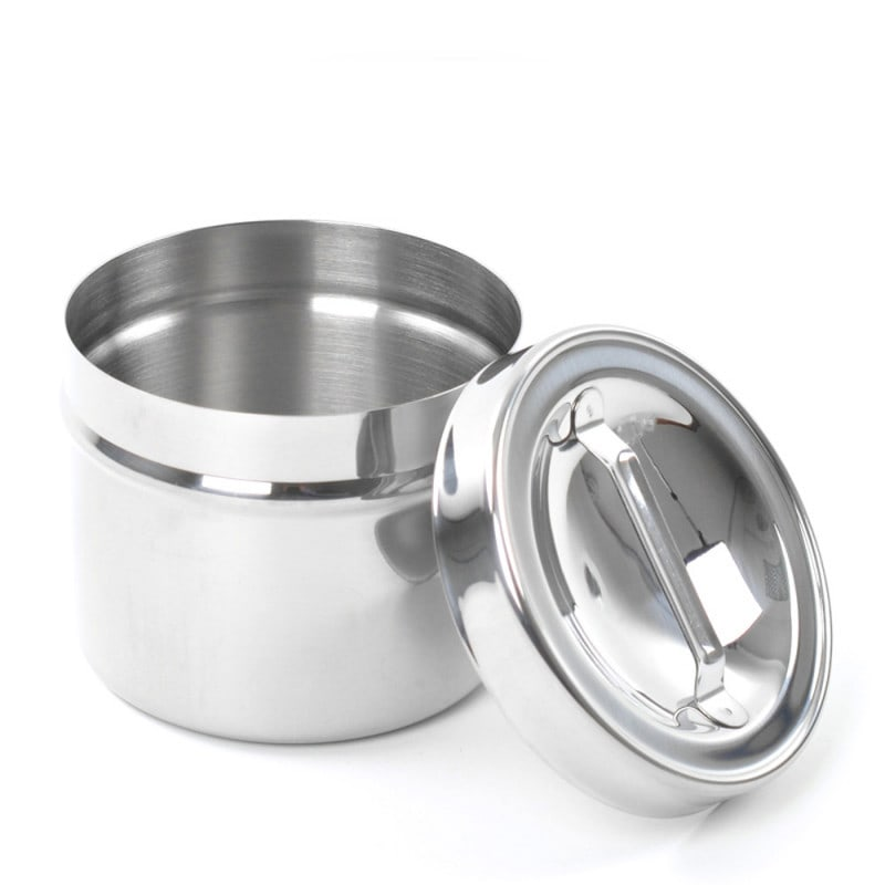 Dressing jar with lid | Available in two sizes