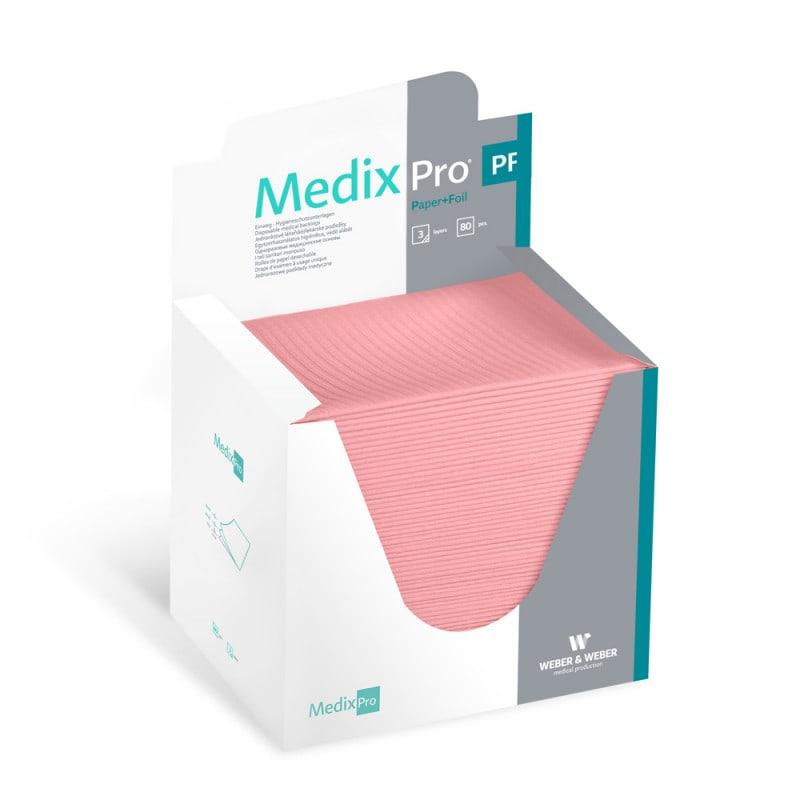 MedixPro Schutzunterlagen, Maße: 33 x 48 cm