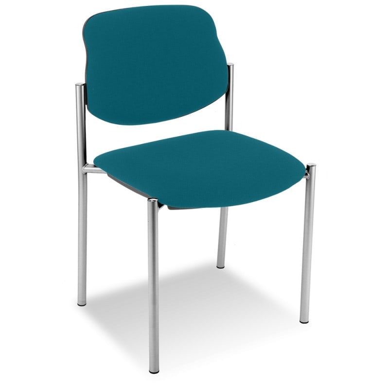 Upholstered Reception Chair
