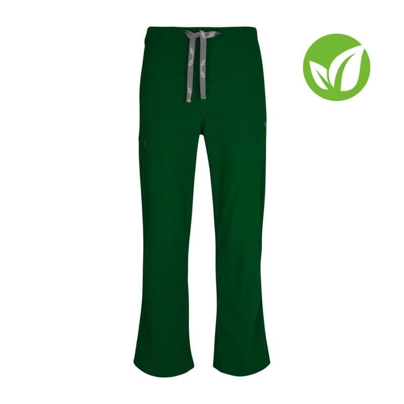 canberroo® unisex broek met koord in een contrasterende kleur