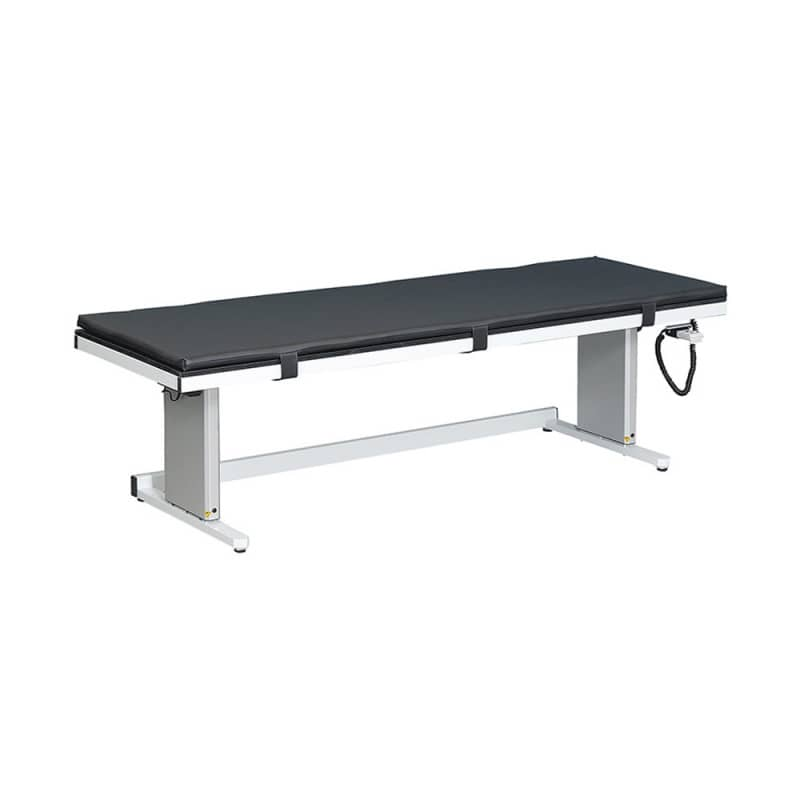 "Table radiologique ""Power Lift"" d'AGA avec plan de couchage monobloc"