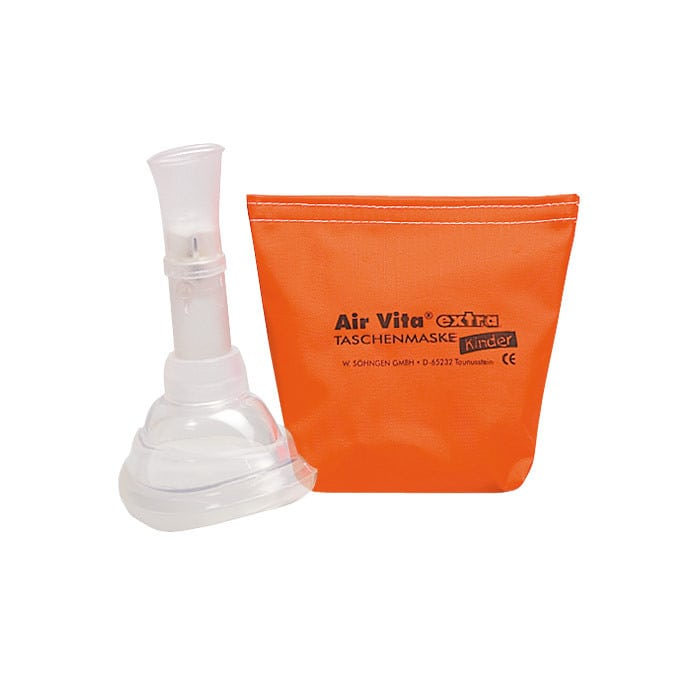 Air-Vita extra Pocket Mask