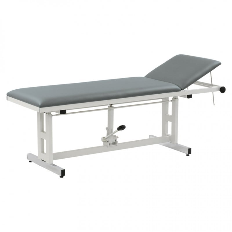 Medical table from AGA with hydraulic height adjustment